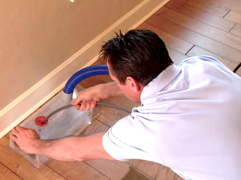 Cleaning Air Ducts Portland