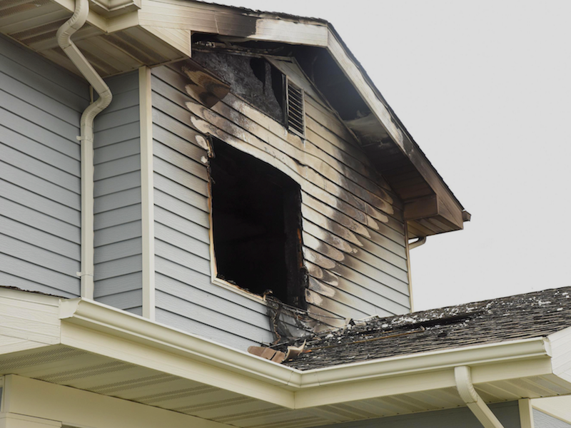 Fire Damage Restoration West Linn